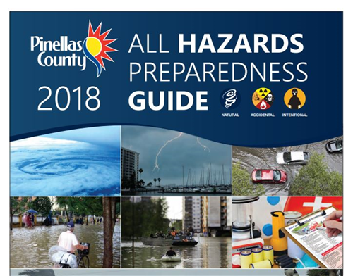 PINELLAS COUNTY'S 2018 ALL HAZARDS GUIDE